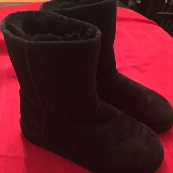 Uggs Boots Children US size 2 Black